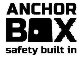 ANCHOR BOX SAFETY BUILT IN
