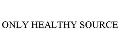 ONLY HEALTHY SOURCE
