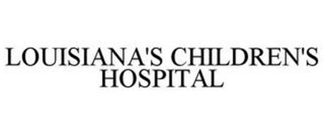LOUISIANA'S CHILDREN'S HOSPITAL