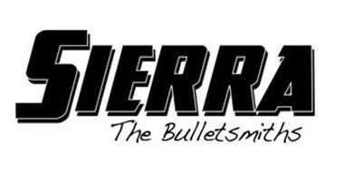 SIERRA THE BULLETSMITHS