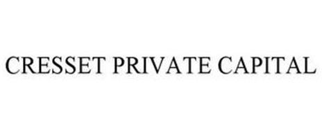 CRESSET PRIVATE CAPITAL