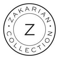 ZAKARIAN COLLECTION Z