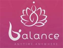 BALANCE ANYTIME ANYWHERE