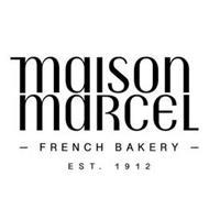 MAISON MARCEL FRENCH BAKERY EST. 1912