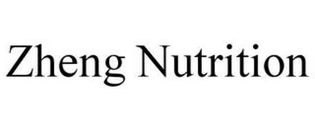 ZHENG NUTRITION