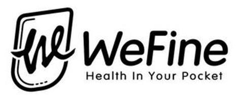 WEFINE HEALTH IN YOUR POCKET WE