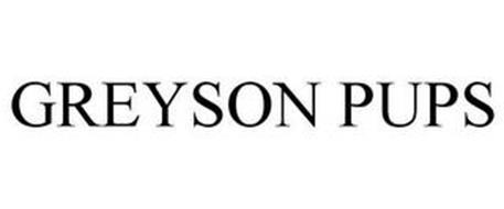 GREYSON PUPS