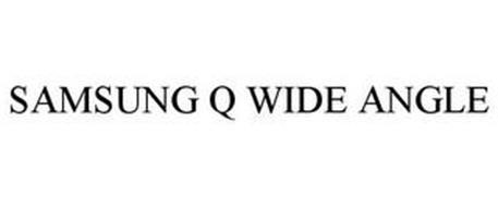 SAMSUNG Q WIDE ANGLE