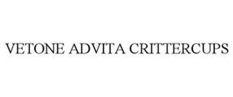 VETONE ADVITA CRITTERCUPS