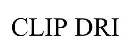 CLIP DRI