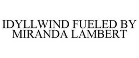 IDYLLWIND FUELED BY MIRANDA LAMBERT