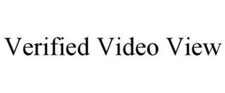VERIFIED VIDEO VIEW