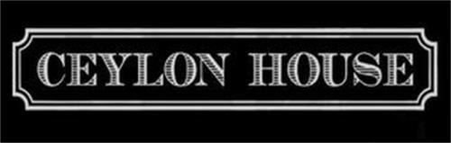 CEYLON HOUSE
