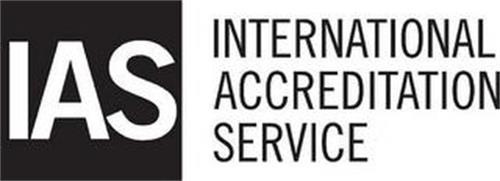 IAS INTERNATIONAL ACCREDITATION SERVICE