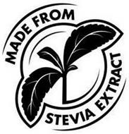 MADE FROM STEVIA EXTRACT