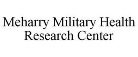 MEHARRY MILITARY HEALTH RESEARCH CENTER