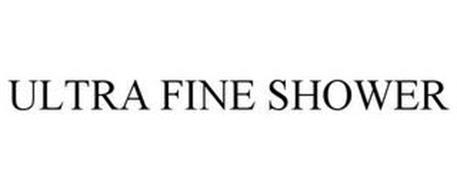 ULTRA FINE SHOWER