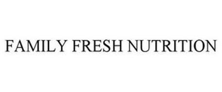 FAMILY FRESH NUTRITION