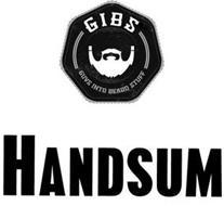 GIBS GUYS INTO BEARD STUFF HANDSUM