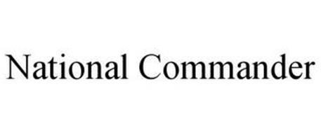 NATIONAL COMMANDER