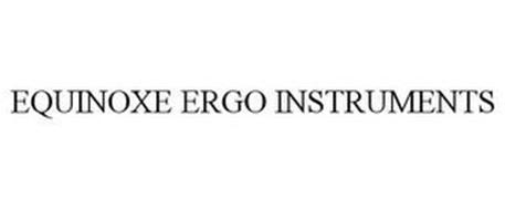 EQUINOXE ERGO INSTRUMENTS