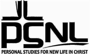 PSNL PERSONAL STUDIES FOR NEW LIFE IN CHRIST