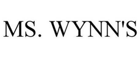 MS. WYNN'S