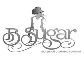 B SUGAR SILVER HAT CLOTHING COMPANY