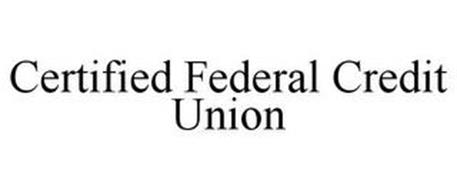 CERTIFIED FEDERAL CREDIT UNION