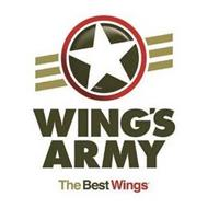 WING'S ARMY THE BEST WINGS