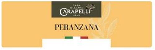 CASA OLEARIA CARAPELLI 1893 PERANZANA