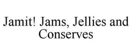 JAMIT! JAMS, JELLIES AND CONSERVES