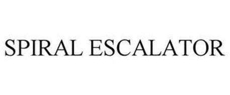 SPIRAL ESCALATOR
