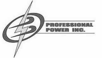 PP PROFESSIONAL POWER, INC.