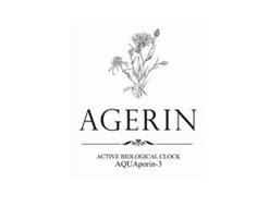 AGERIN ACTIVE BIOLOGICAL CLOCK AQUAPORIN-3