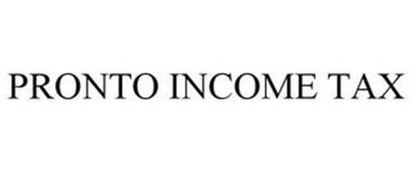 PRONTO INCOME TAX