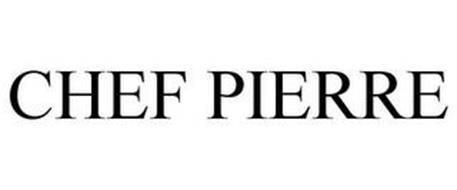 CHEF PIERRE