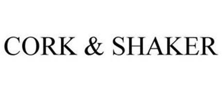 CORK & SHAKER