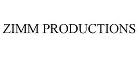 ZIMM PRODUCTIONS
