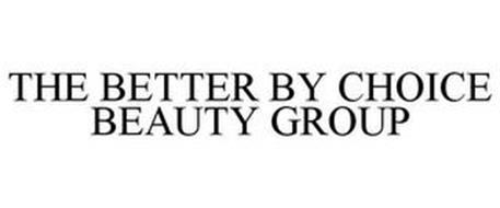 THE BETTER BY CHOICE BEAUTY GROUP