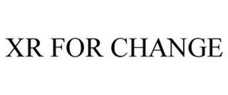 XR FOR CHANGE