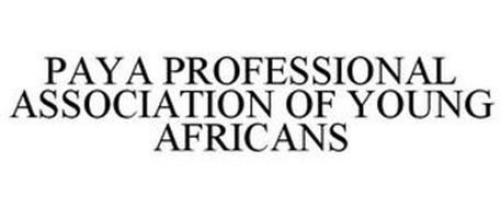PAYA PROFESSIONAL ASSOCIATION OF YOUNG AFRICANS