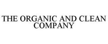 THE ORGANIC AND CLEAN COMPANY