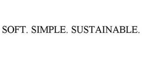 SOFT. SIMPLE. SUSTAINABLE.