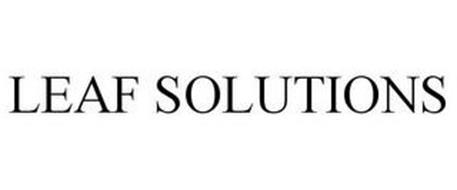 LEAF SOLUTIONS