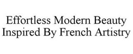EFFORTLESS MODERN BEAUTY INSPIRED BY FRENCH ARTISTRY