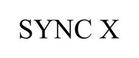 SYNC X