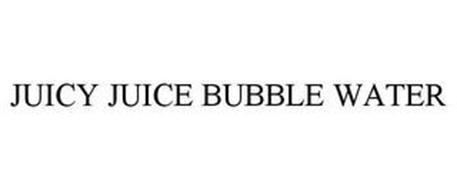 JUICY JUICE BUBBLE WATER