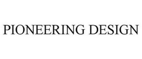 PIONEERING DESIGN