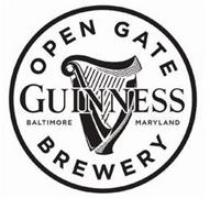 GUINNESS OPEN GATE BREWERY BALTIMORE MARYLAND